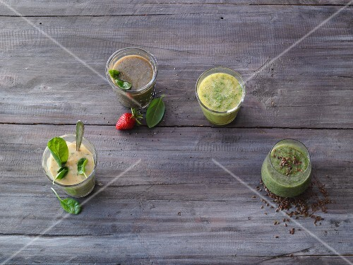 Green smoothies for all seasons