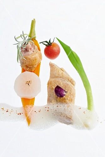 Poule au pot (representative image)