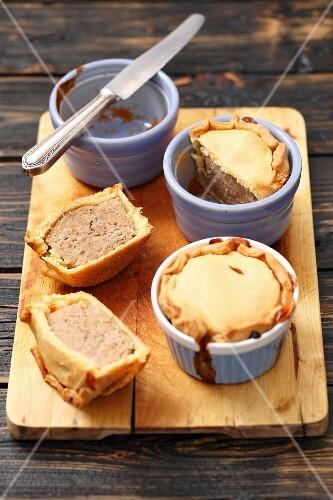 Pork pies (England)