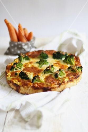 Broccoli tart