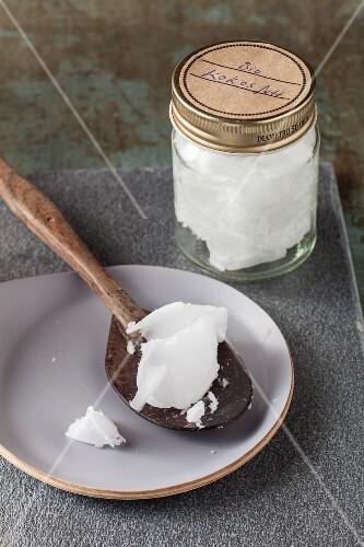 Organic coconut fat (vegan)