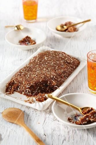 Afoosa (Arabian date paste)