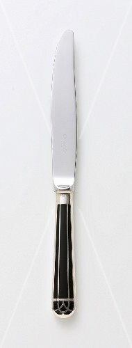 A knife from the 'Talisman' cutlery range by Christofle