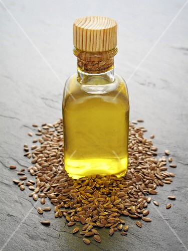 Linseed oil and linseeds
