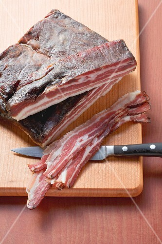 Tyrolean bacon
