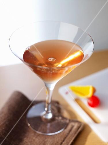 'Festrus' (cocktail with vodka)
