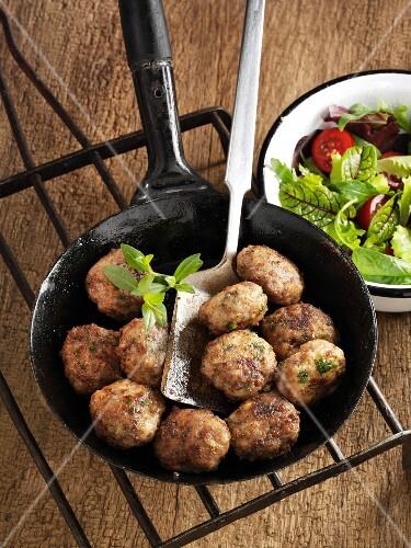 Bulgarian meatballs