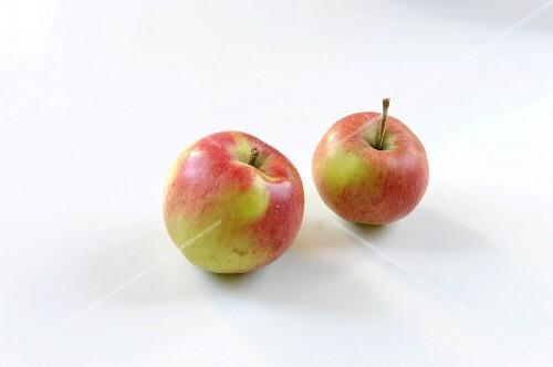 Two Rosana apples