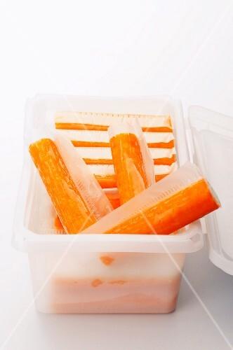 Surimi in a box