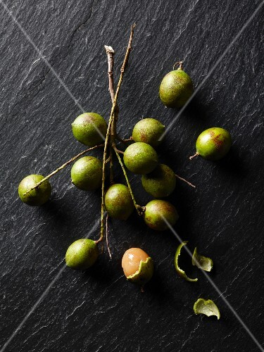 Quenepas (Spanish limes) from Puerto Rico