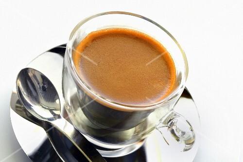 A simple espresso