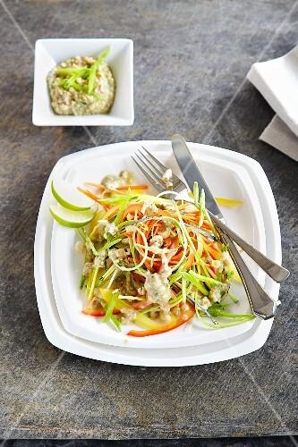 Vegetable Pad Thai (Asia)