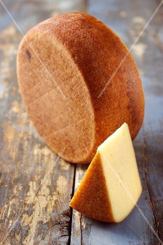 Formaggio dolomiti (cheese from Veneto, Italy)