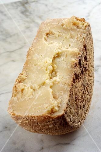 Pecorino di Filiano (sheep's cheese from the Basilicata region of Italy)
