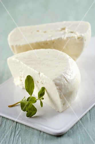 Robiola d'Alba (cheese from Piemond, Italy)