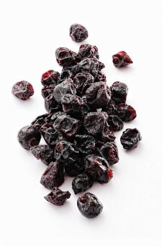 Dried blackcurrants