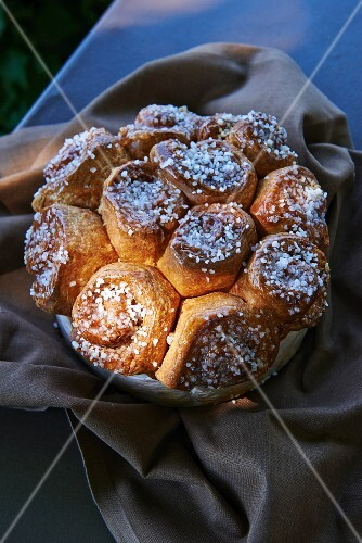 Sugar brioches