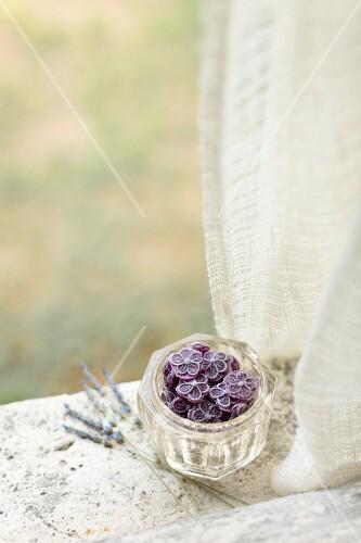 Violet sweets
