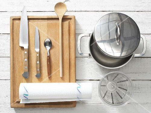 Kitchen utensils for making stews