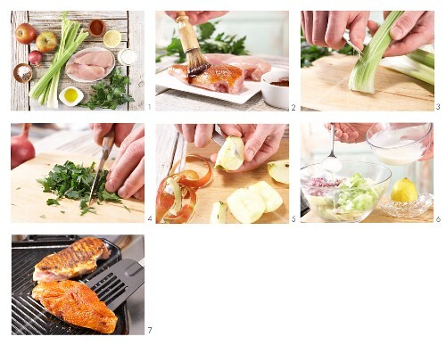 How to prepare spicy chicken breast