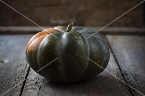 A Musquée de Provence pumpkin