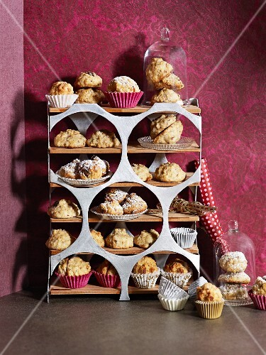Apple biscuits for Christmas