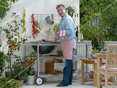 Outdoor Küche Balkon : Outdoor küche indu mischbatterie küche undicht wasserhahn