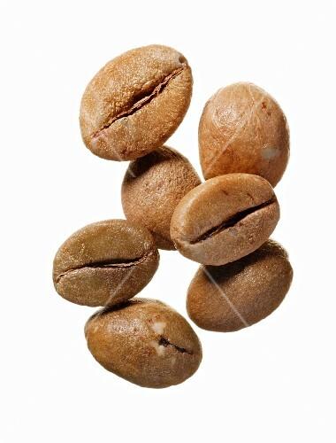 India Cherry coffee beans