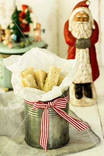 Shortbread zu Weihnachten