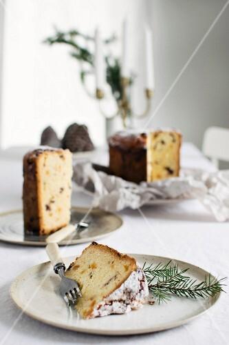 Panettone for Christmas