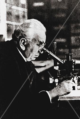 Louis Lumiere (1864-1948),inventor of cinema