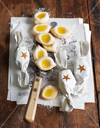 Citronelli (Italian lemon biscuits)