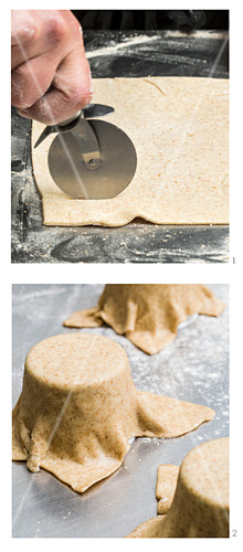 How to make pastry cases (Italy)
