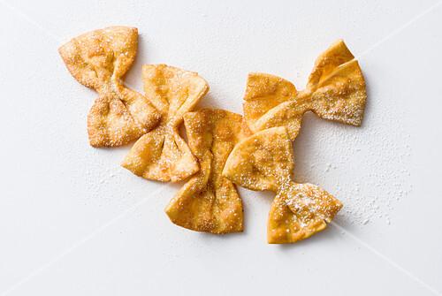 Intrigoni di Reggio (fried pastries, Italy)