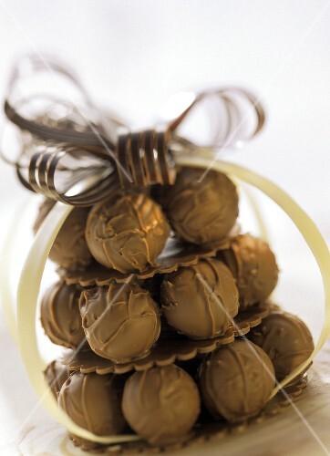 Chocolate Truffles Gift