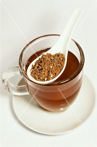 Yogi tea (Ayurvedic mixed tea)