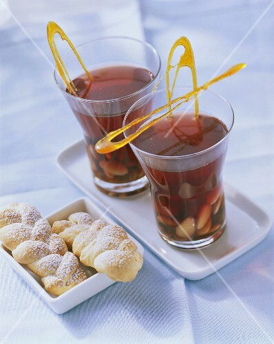 Glögg (mulled wine speciality from Scandinavia)