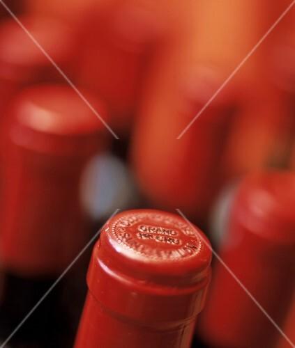 Bordeaux Bottles