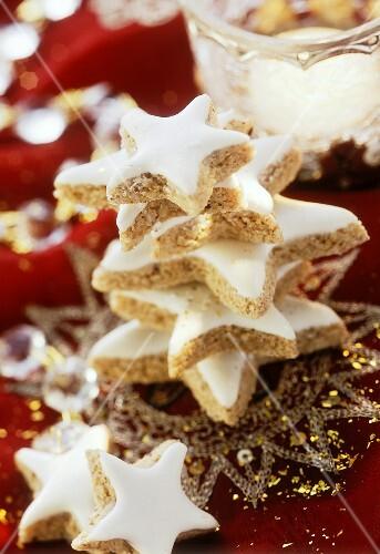 Classic biscuits: cinnamon stars