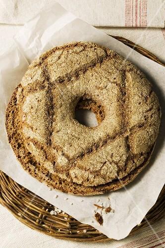 Ruisleipä (bread speciality, Finland)