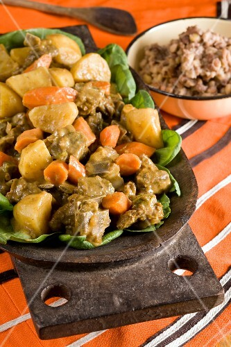 Mutton ragout and samp with beans xhosa cuisine south africa mutton ragout and samp with beans xhosa cuisine south africa forumfinder Images