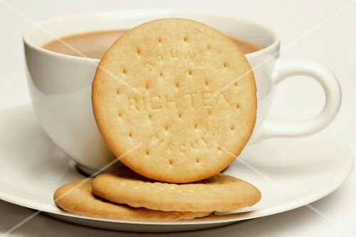 Rich Tea biscuits (Plain biscuits, UK)