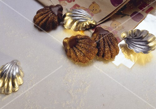 Bear Paw Cookies as Present