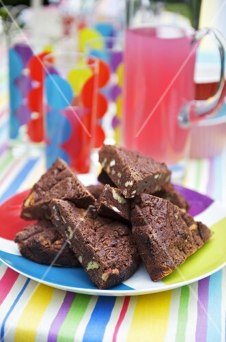 Brownie triangles