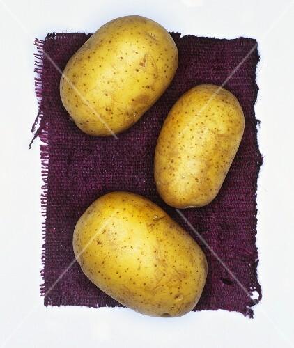 Potatoes, variety: Marabel