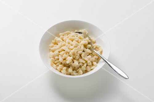 Spaetzle (type of noodle)