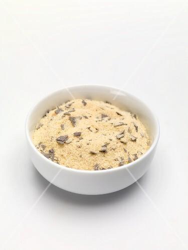 Chilli chocolate sugar