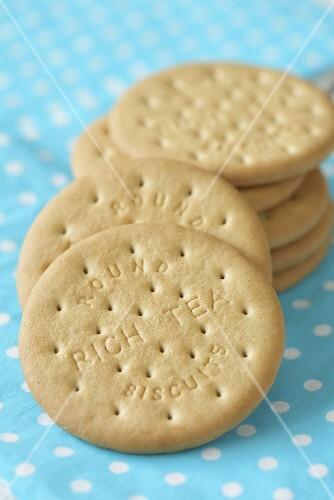 Rich Tea Biscuits (Teegebäck aus England)
