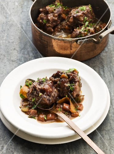 Andalusian Beef Ragout