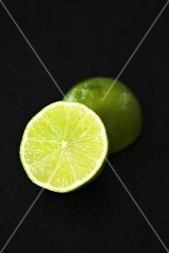 Lime, halved